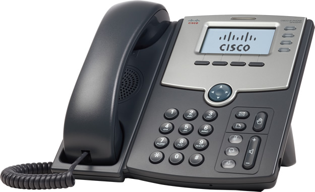 VoIP Phone Solutions - Internet Phones image
